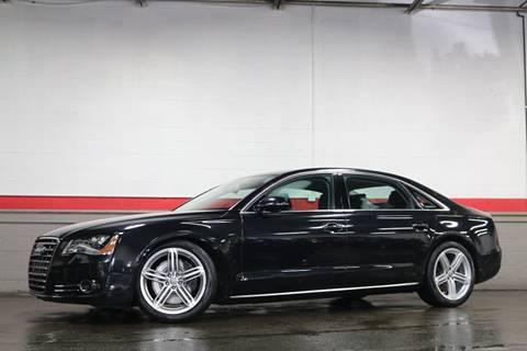 2012 Audi A8 L for sale in Warren, MI