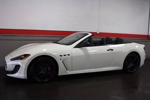 2013 Maserati GranTurismo for sale in Warren, MI