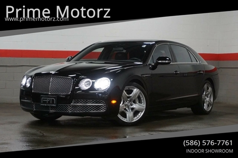 2015 Bentley Flying Spur for sale in Warren, MI