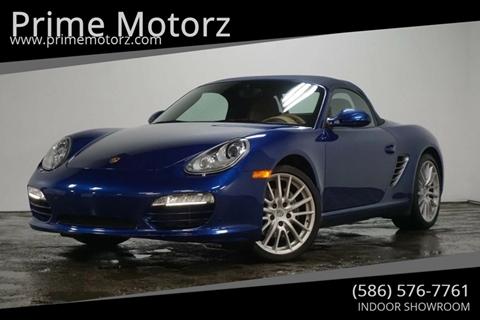 2010 Porsche Boxster for sale in Warren, MI