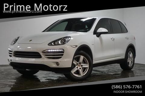 2014 Porsche Cayenne for sale in Warren, MI