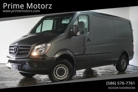 2016 Mercedes-Benz Sprinter Cargo for sale in Warren, MI