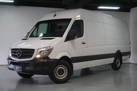 2018 Mercedes-Benz Sprinter Cargo for sale in Warren, MI