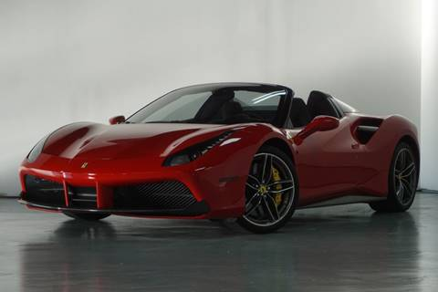 2017 Ferrari 488 Spider for sale in Warren, MI