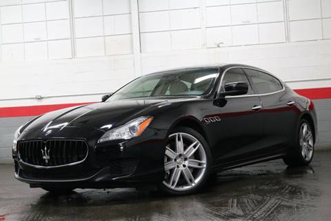 2014 Maserati Quattroporte for sale in Warren, MI