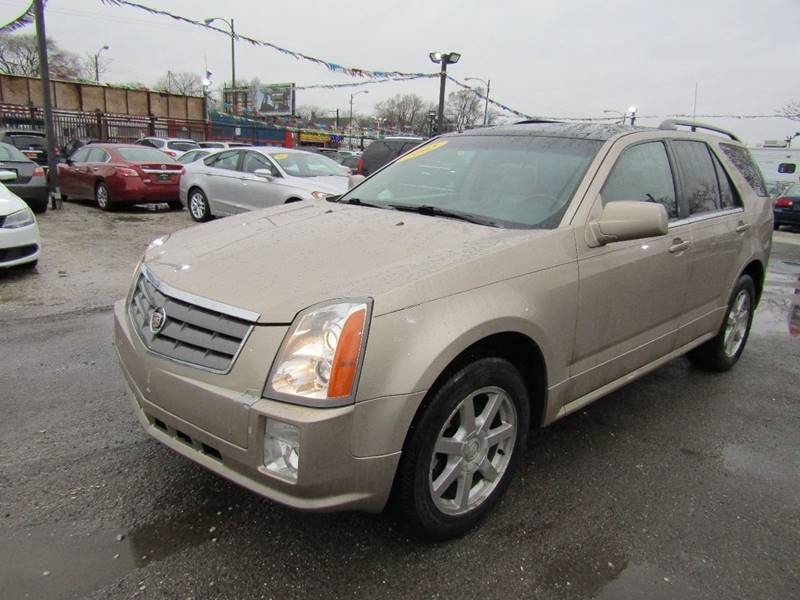 near srx illinois htm in used performance vin suv cadillac dealers chicago collection