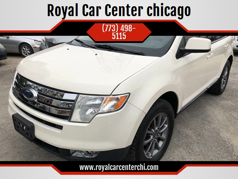 2008 Ford Edge Sel 4dr Crossover In Chicago Il Royal Car Center. Ford. 2008 Ford Edge Front Suspension Schematic At Scoala.co