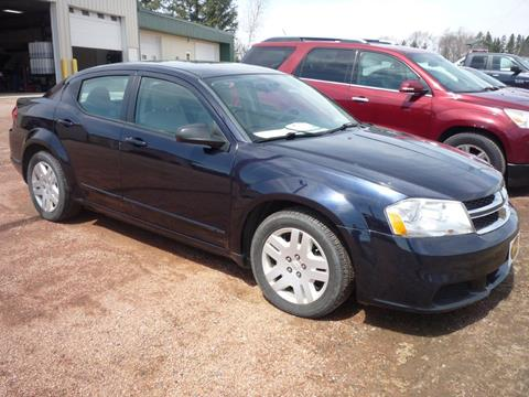 2012 Dodge Avenger for sale in Ringle, WI
