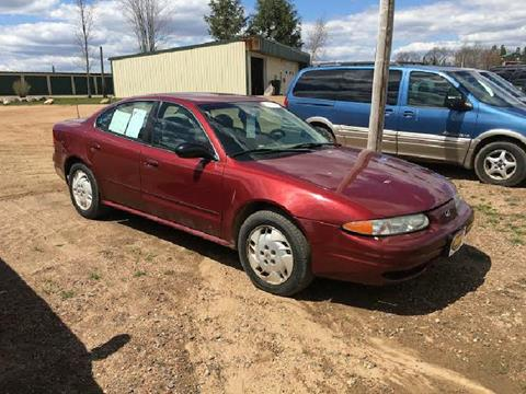 2001 Oldsmobile Alero for sale in Ringle, WI