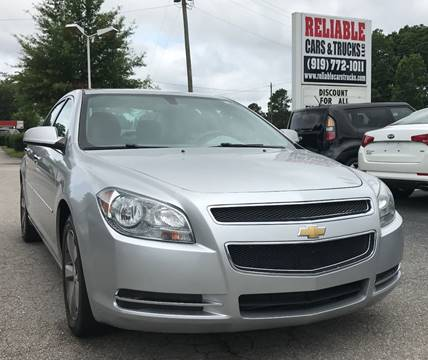 2012 Chevrolet Malibu for sale in Raleigh, NC