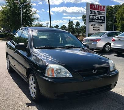 2004 Kia Rio for sale in Raleigh, NC
