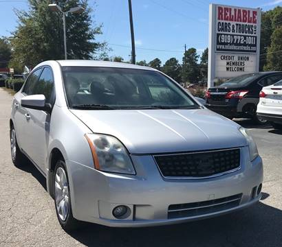 2009 Nissan Sentra for sale in Raleigh, NC