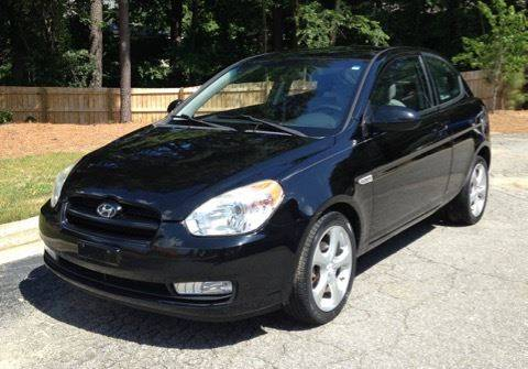 2008 Hyundai Accent for sale at Reliable Cars & Trucks LLC in Raleigh NC