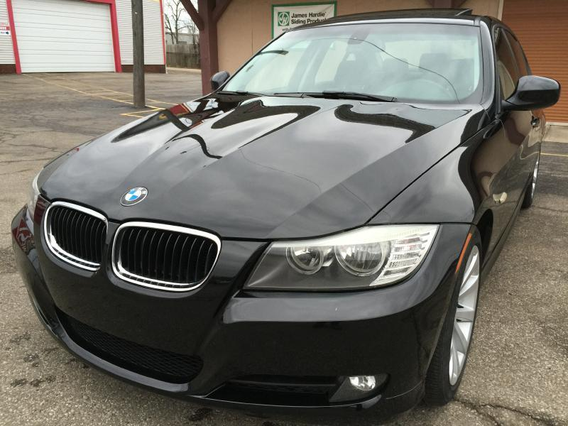 2011 BMW 3 Series for sale at Elite Auto World in Cleveland OH