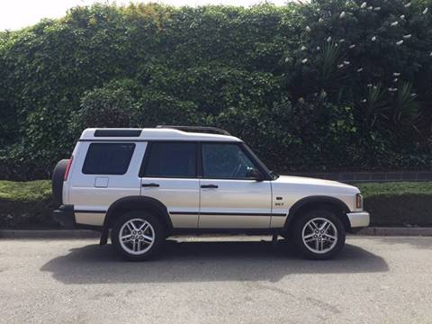 2003 Land Rover Discovery for sale in Richmond, CA
