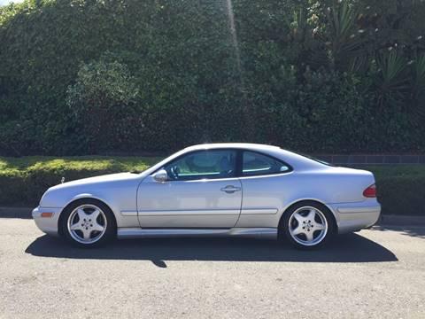 2000 Mercedes-Benz CLK for sale in Richmond, CA