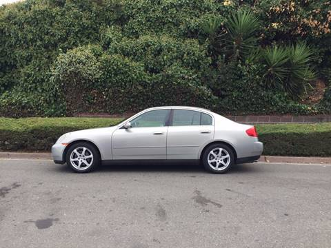 2003 Infiniti G35 for sale in Richmond, CA