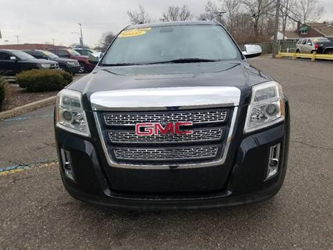 2010 GMC Terrain for sale at Big Three Auto Sales Inc. in Detroit MI