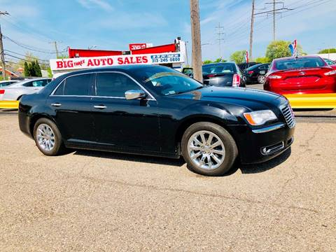 2014 Chrysler 300 for sale at Big Three Auto Sales Inc. in Detroit MI