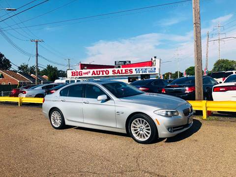 2011 BMW 5 Series For Sale In Detroit MI