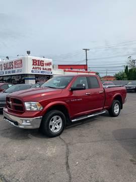 2012 RAM Ram Pickup 1500 for sale at Big Three Auto Sales Inc. in Detroit MI