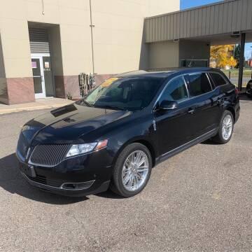 2014 Lincoln MKT for sale at Big Three Auto Sales Inc. in Detroit MI