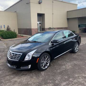 2013 Cadillac XTS for sale at Big Three Auto Sales Inc. in Detroit MI