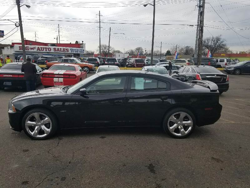 17500 - Dodge Charger 2013 Rt