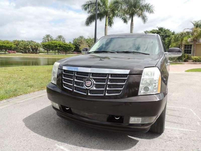 2007 Cadillac Escalade AWD 4dr SUV - Miami FL
