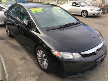 2010 Honda Civic for sale in Hyde Park, MA