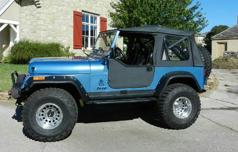1984 Jeep CJ-7 for sale in Hyde Park, MA