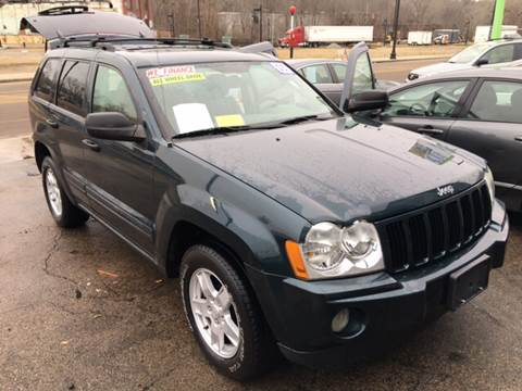 2005 Jeep Grand Cherokee for sale at Polonia Auto Sales and Service in Hyde Park MA