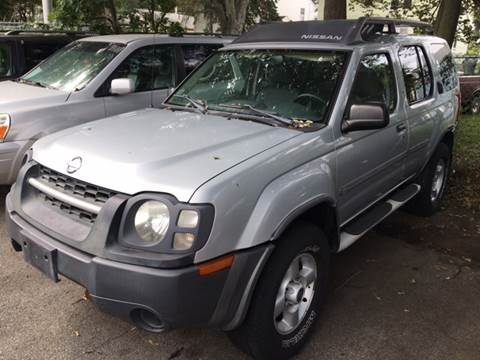 2002 Nissan Xterra for sale at Polonia Auto Sales and Service in Hyde Park MA