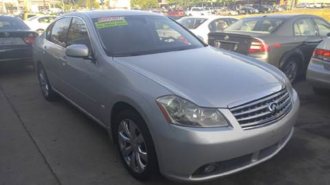 2006 Infiniti M35 for sale at Polonia Auto Sales and Service in Hyde Park MA