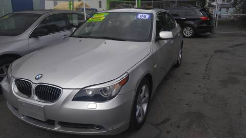 2006 BMW 5 Series for sale at Polonia Auto Sales and Service in Hyde Park MA