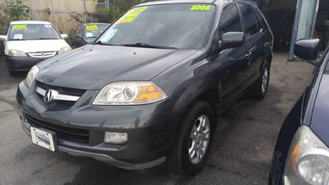 2005 Acura MDX for sale at Polonia Auto Sales and Service in Hyde Park MA