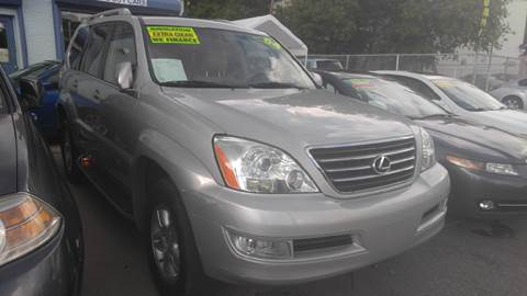 2004 Lexus GX 470 for sale at Polonia Auto Sales and Service in Hyde Park MA