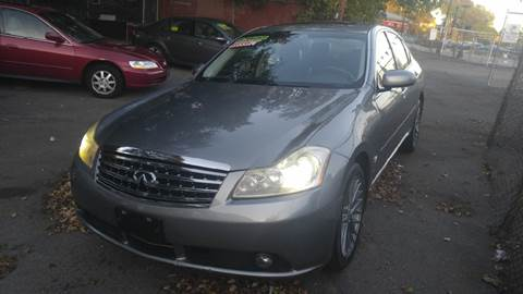 2006 Infiniti M35 for sale in Hyde Park, MA