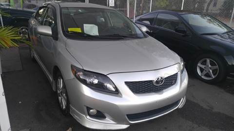 2009 Toyota Corolla for sale at Polonia Auto Sales and Service in Hyde Park MA