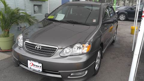 2005 Toyota Corolla for sale at Polonia Auto Sales and Service in Hyde Park MA