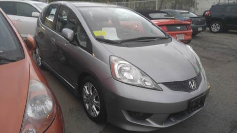 2009 Honda Fit for sale at Polonia Auto Sales and Service in Hyde Park MA