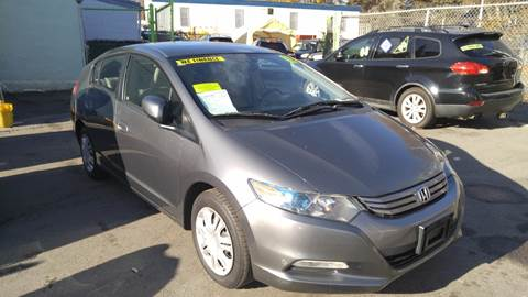 2011 Honda Insight for sale at Polonia Auto Sales and Service in Hyde Park MA