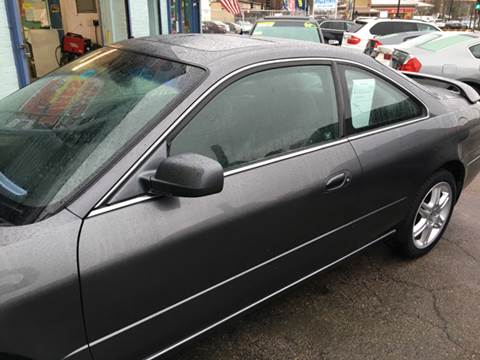 2003 Acura CL for sale at Polonia Auto Sales and Service in Hyde Park MA