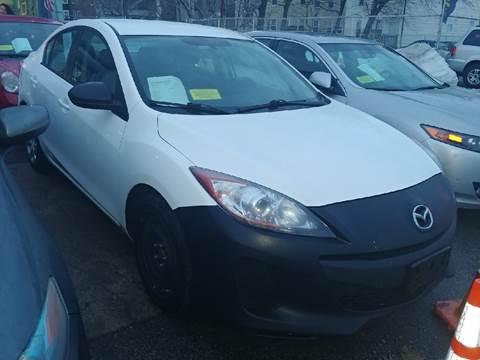 2012 Mazda MAZDA3 for sale at Polonia Auto Sales and Service in Hyde Park MA