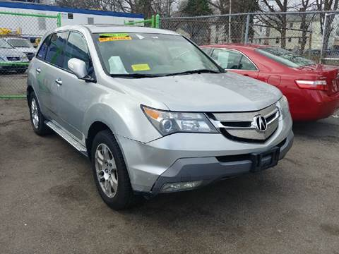 2008 Acura MDX for sale at Polonia Auto Sales and Service in Hyde Park MA
