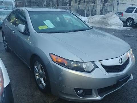 2010 Acura TSX for sale at Polonia Auto Sales and Service in Hyde Park MA
