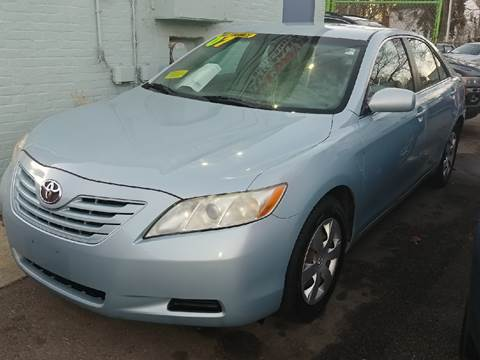 2007 Toyota Camry for sale at Polonia Auto Sales and Service in Hyde Park MA