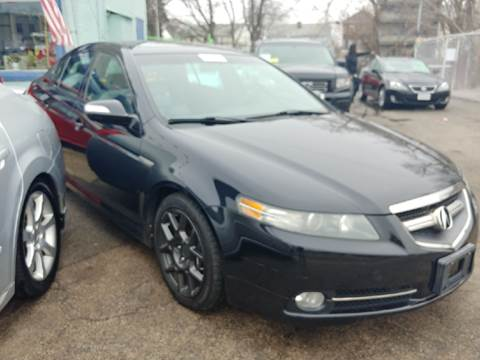 2007 Acura TL for sale at Polonia Auto Sales and Service in Hyde Park MA