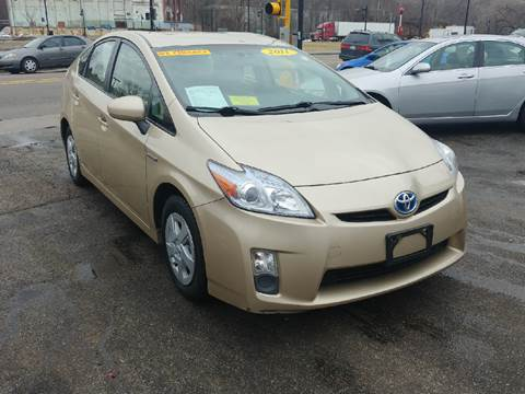 2011 Toyota Prius for sale at Polonia Auto Sales and Service in Hyde Park MA