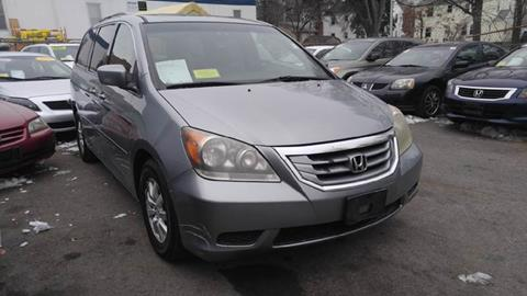 2009 Honda Odyssey for sale at Polonia Auto Sales and Service in Hyde Park MA